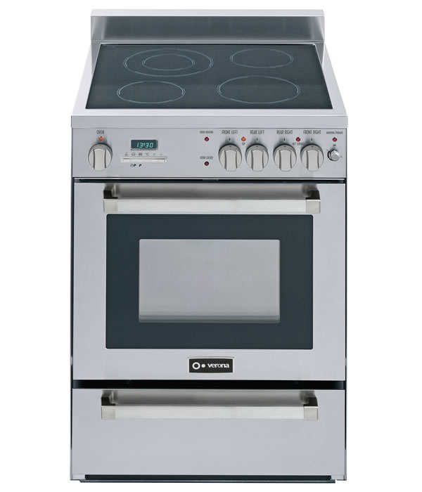 24 Quot Self Cleaning Electric Range Verona Appliances