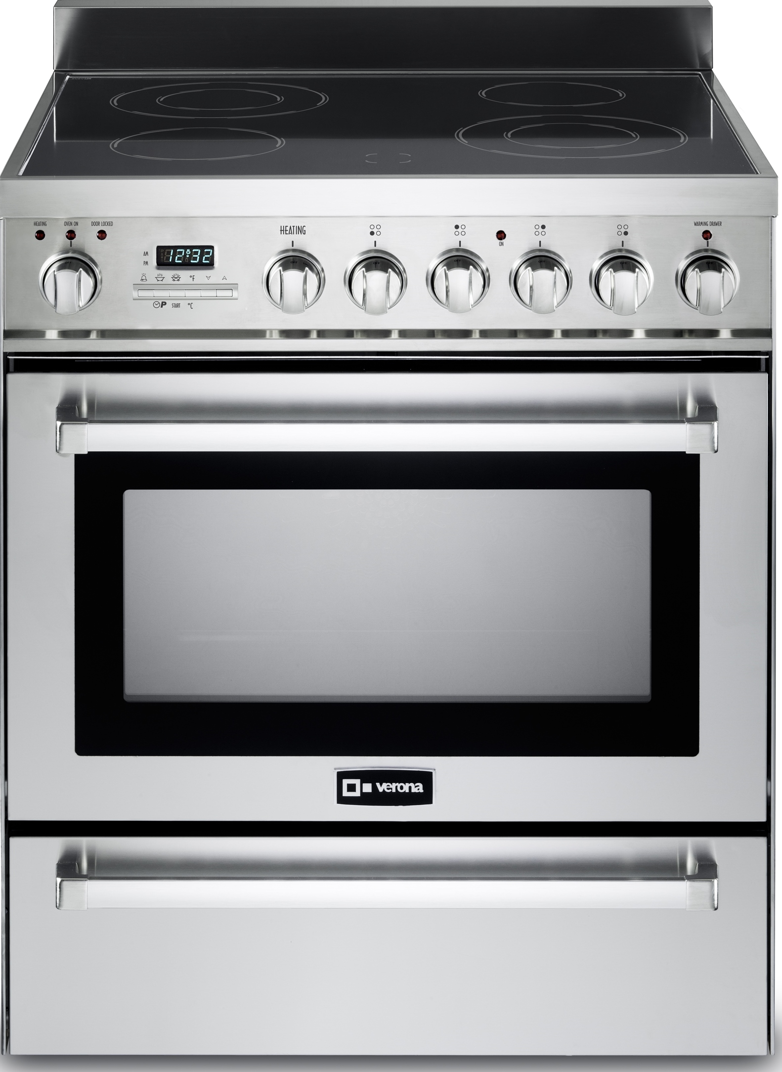 Electric Stoves Ranges ~ Quot self cleaning electric range verona appliances