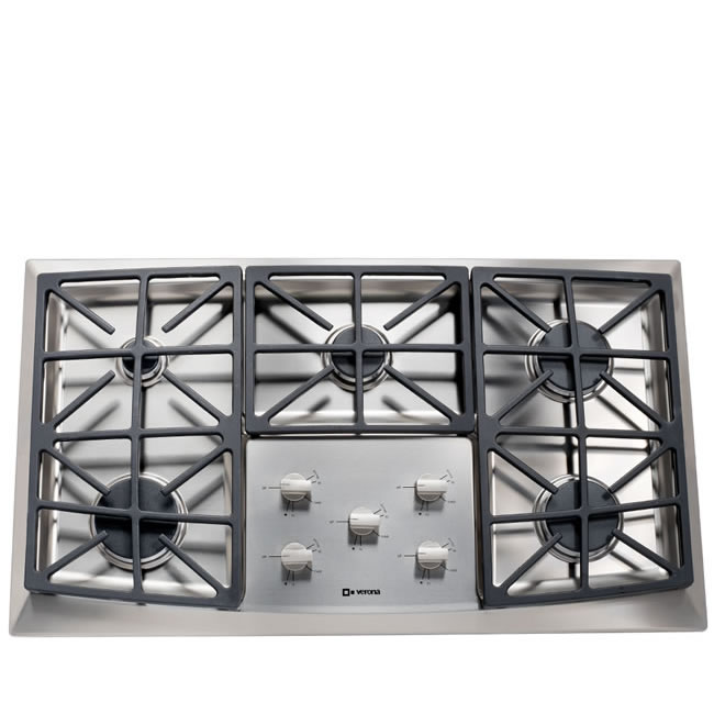 Verona Cooktops front page image link