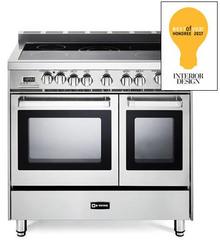 36 Electric Double Oven Range Verona