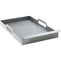 Verona Stainless Steel Griddle